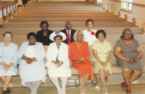 Sunday School Staff
